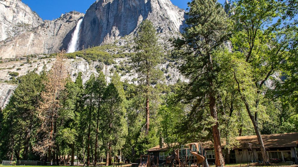 Yosemite National Park to limit summer visitors due to virus(图1)